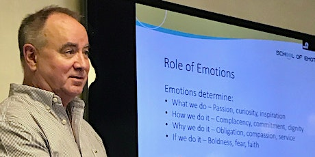 Emotions-Centered Coaching Course with Dan Newby_ Asia Pac_Jan 6th start tickets