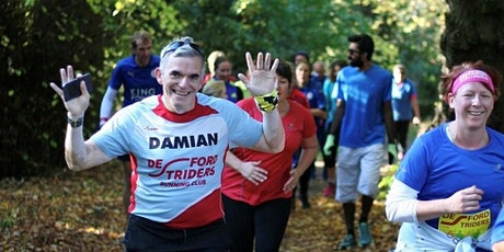 Improvers Run with Damian Miles from Sport in Desford 6pm 5-Nov