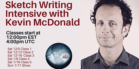 Sketch Writing  Intensive Class with Kevin McDonald tickets