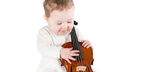 Ardeton Duo - violin & cello 11.15am