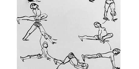 Life drawing: Yoga Poses tickets