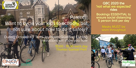 Cycle to School (for parents) tickets