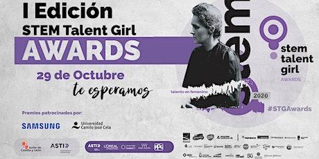 STEM Talent Girl AWARDS - 1ª EDICIÓN entradas
