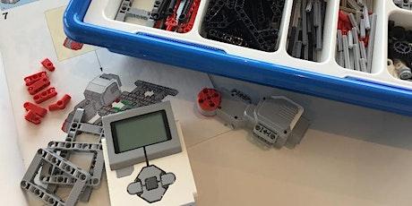 Atelier Cré@ : Initiation à la robotique billets