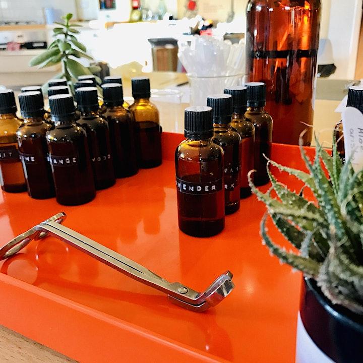 Bespoke natural fragrance workshop image