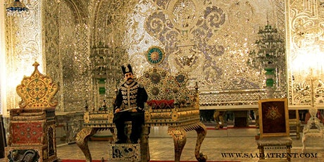 Virtual guided tour of Persia: Cool things to do while at home! tickets