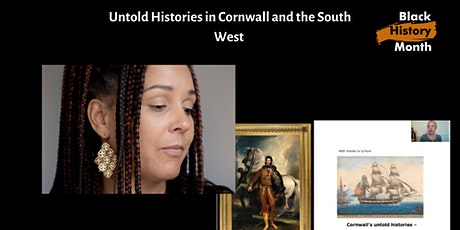Untold Histories in Cornwall and the South West tickets