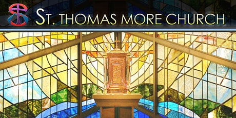 St. Thomas More 5:00PM Mass Saturday October 31, 2020 tickets