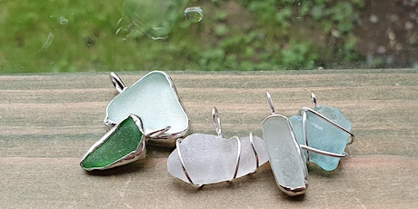 SEA GLASS PENDANT tickets