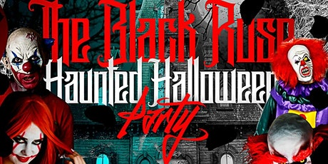 The Black Rose Halloween Party tickets