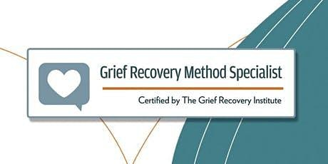 Grief Recovery Method Course for Suicide Bereavement tickets