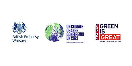 BRITISH EMBASSY WARSAW: UK - POLAND GREEN RECOVERY FORUM tickets