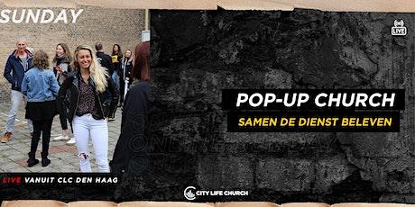 Pop-Up Church zondag 1 november tickets