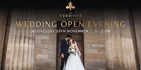 Wedding Open Evening tickets