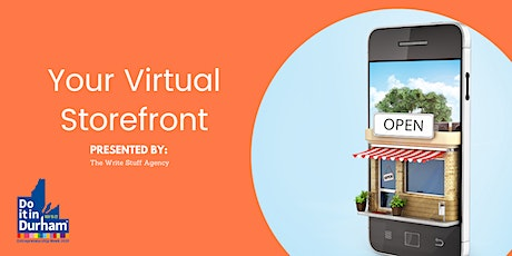 Your Virtual Storefront tickets