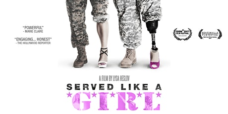 """Virtual Film Discussion: """"Served Like a Girl"""" tickets"""