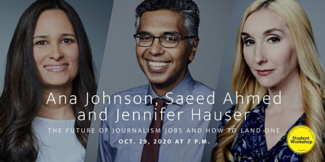 Student Workshop | The Future of Journalism Jobs tickets