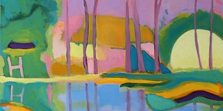 Intro to Painting the Abstract Landscape with Denise Harrison (Feb) tickets