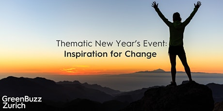 Thematic New Year's Event: Inspiration for Change tickets