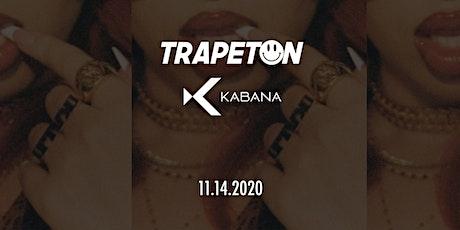Trapeton at Kabana Rooftop tickets