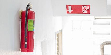 #12. Cálculo de Extintores Portátiles por VideoConferencia+Evaluación boletos