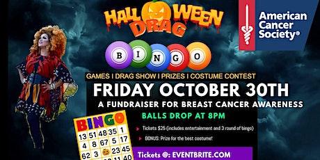 Halloween Virtual Drag Bingo for Breast Cancer Awareness tickets