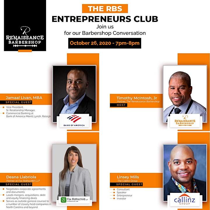 RBS Entrepreneurs Club image