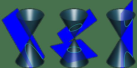 Laboratorio di Matematica: coniche, esplorazioni nel mondo reale e digitale biglietti