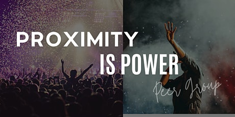 Proximity is Power  - Dance, Share and Connect - Round 6 - Halloween! tickets