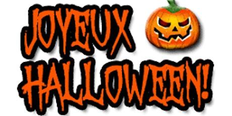 "How do you say ""Halloween""... en français ?! tickets"