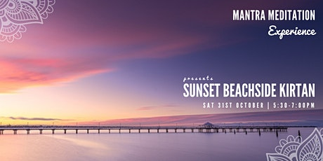 Sunset Beachside Kirtan - Sandgate tickets