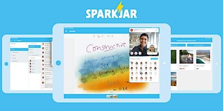 Creative language teaching with Sparkjar tickets