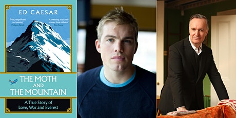 Ed Caesar and Andrew O'Hagan: The Moth and the Mountain tickets