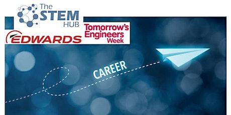 Career Talk Friday - Edwards Vacuum Engineering tickets
