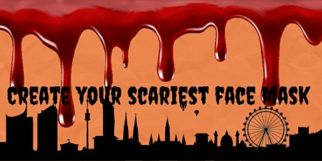 TSH Vienna Create your own Halloween Face Mask!