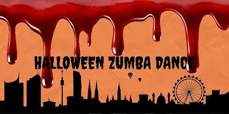TSH Vienna Halloween Zumba Dance Class
