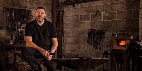 Master Maker Demonstration with blacksmith, Alex Pole tickets