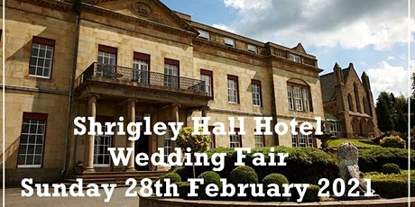 Shrigley Hall Wedding Fair tickets