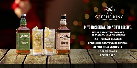 Jack Daniel's Virtual Whiskey Masterclass tickets