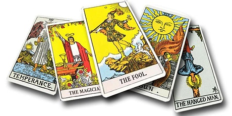 Private Tarot and Tea Reading Class Online tickets