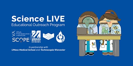 Science Learning with Interactive Virtual Education (LIVE) Outreach Program tickets