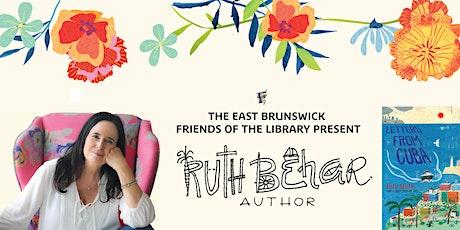Virtual Program with Award-Winning Author Ruth Behar tickets