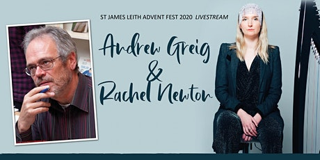 Andrew Greig and Rachel Newton tickets