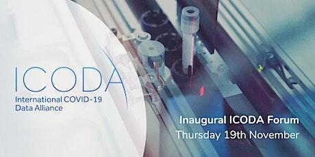 Inaugural ICODA Forum tickets