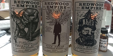 Try It Series: Redwood Empire - Bourbon, Rye & Blended Whiskey tickets