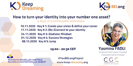 How To Turn Your Identity Into Your Number One Asset? tickets