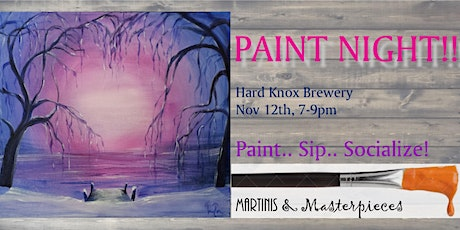 Martinis & Masterpieces - Winter Lake tickets