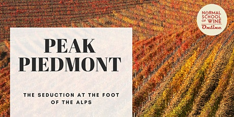 Piedmont in Autumn - Seduction at the Foot of the Alps tickets