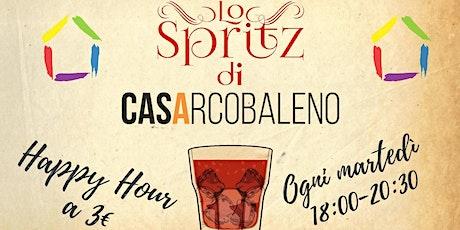Lo Spritz di CasArcobaleno biglietti