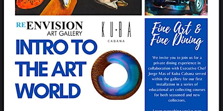 Intro To The Art World tickets